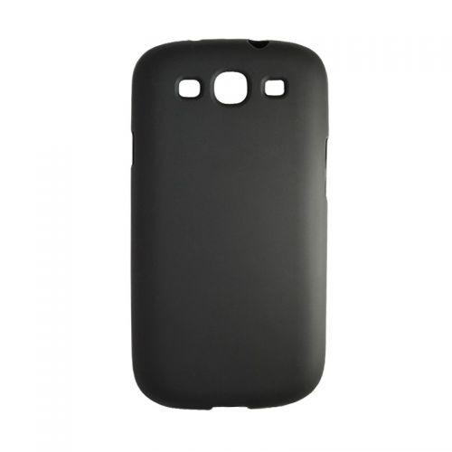 купить Накладка силиконовая Samsung i9300 black по низкой цене 129.00грн Украина дешевле чем в Китае