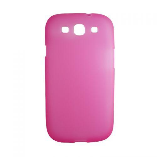 купить Накладка силиконовая Samsung i9300 pink по низкой цене 129.00грн Украина дешевле чем в Китае