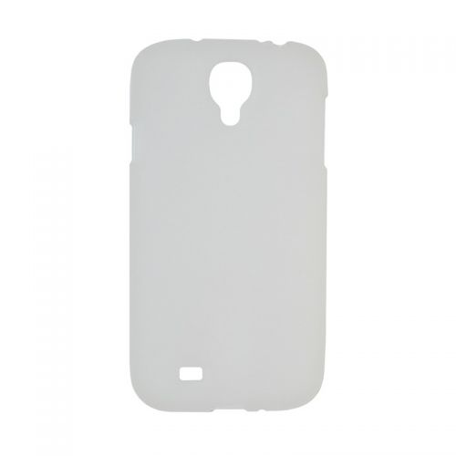 купить Накладка силиконовая Samsung i9500 white по низкой цене 139.00грн Украина дешевле чем в Китае