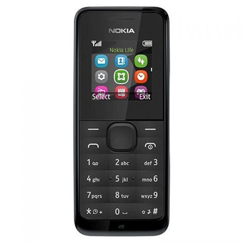 купить Nokia 105 Dual (Black) UA-UCRF по низкой цене 549.00грн Украина дешевле чем в Китае