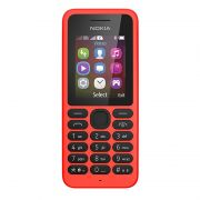 Nokia 130 Dual SIM Red