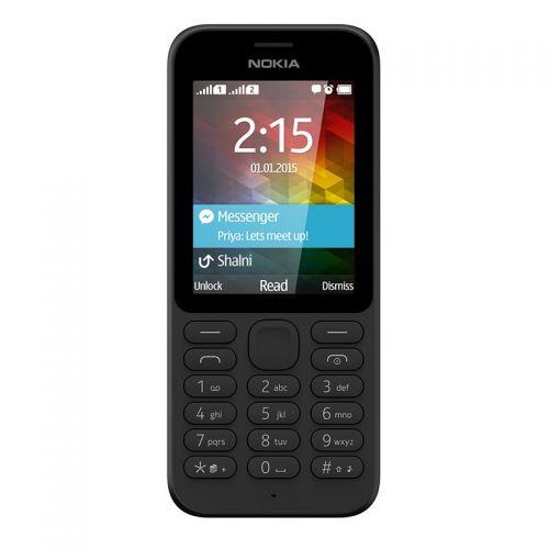 купить Nokia 215 Dual SIM Black UCRF по низкой цене 779.00грн Украина дешевле чем в Китае