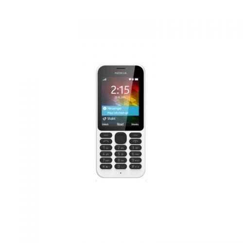 купить Nokia 215 Dual SIM White UCRF по низкой цене 779.00грн Украина дешевле чем в Китае