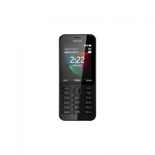 купить Nokia 222 Dual Sim (Black) UA-UСRF Оф. гарантия 12 мес! по низкой цене 859.00грн Украина дешевле чем в Китае