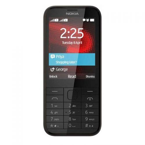купить Nokia 225 DUAL Black UCRF по низкой цене 1199.00грн Украина дешевле чем в Китае