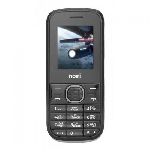 купить Nomi i181 Black-Gray по низкой цене 299.00грн Украина дешевле чем в Китае