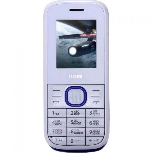 купить Nomi i181 white-blue по низкой цене 299.00грн Украина дешевле чем в Китае