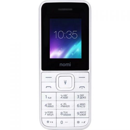 купить Nomi i182 White UA-UСRF Официальная гарантия 12 мес! по низкой цене 399.00грн Украина дешевле чем в Китае