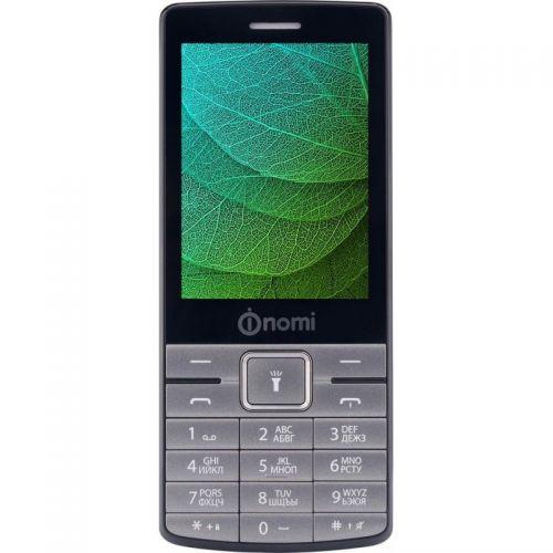 купить Nomi i280 (Metal Dark-Grey) UA-UСRF Оф. гарантия 12 мес! по низкой цене 649.00грн Украина дешевле чем в Китае