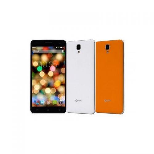 купить Nomi i504 Dream White/Orange UA-UСRF Официальная гарантия 12 мес! по низкой цене 2149.00грн Украина дешевле чем в Китае