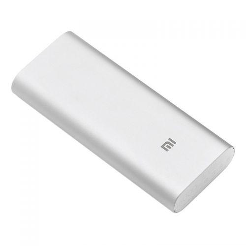 купить Power Bank 16000 mAh silver Mi ОРИГИНАЛ!!! по низкой цене 599.00грн Украина дешевле чем в Китае
