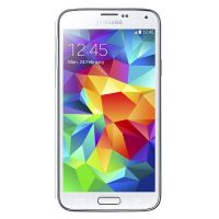 Samsung G900FD Galaxy S5 Duos Shimmery White UCRF
