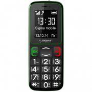 Sigma Comfort 50 mini3 black-green UA-UСRF Официальная гарантия 12 мес!