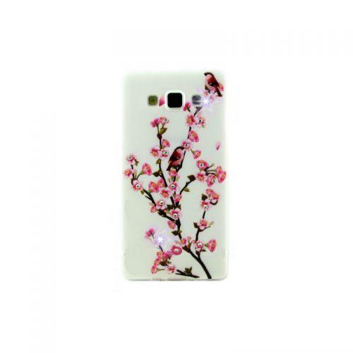 купить Силикон Lenovo A319 Sakura Blossom по низкой цене 159.00грн Украина дешевле чем в Китае