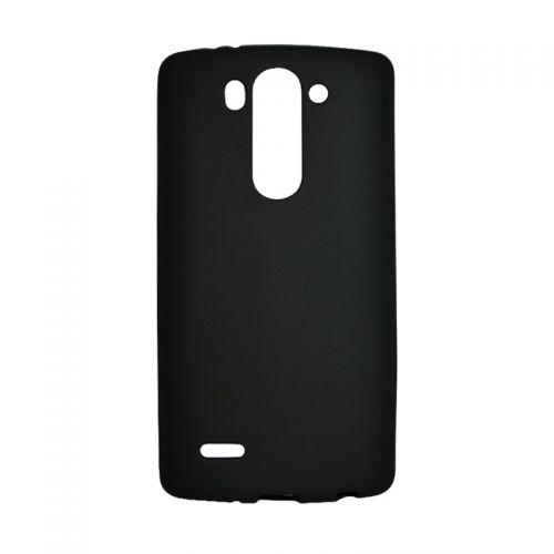 купить Силиконовая накладка LG G3s/D724/G3 mini black по низкой цене 135.00грн Украина дешевле чем в Китае