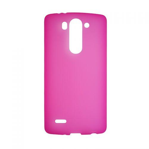 купить Силиконовая накладка LG G3s/D724/G3 mini pink по низкой цене 135.00грн Украина дешевле чем в Китае