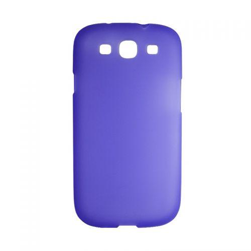 купить Силиконовая накладка Samsung i9300 violet по низкой цене 129.00грн Украина дешевле чем в Китае