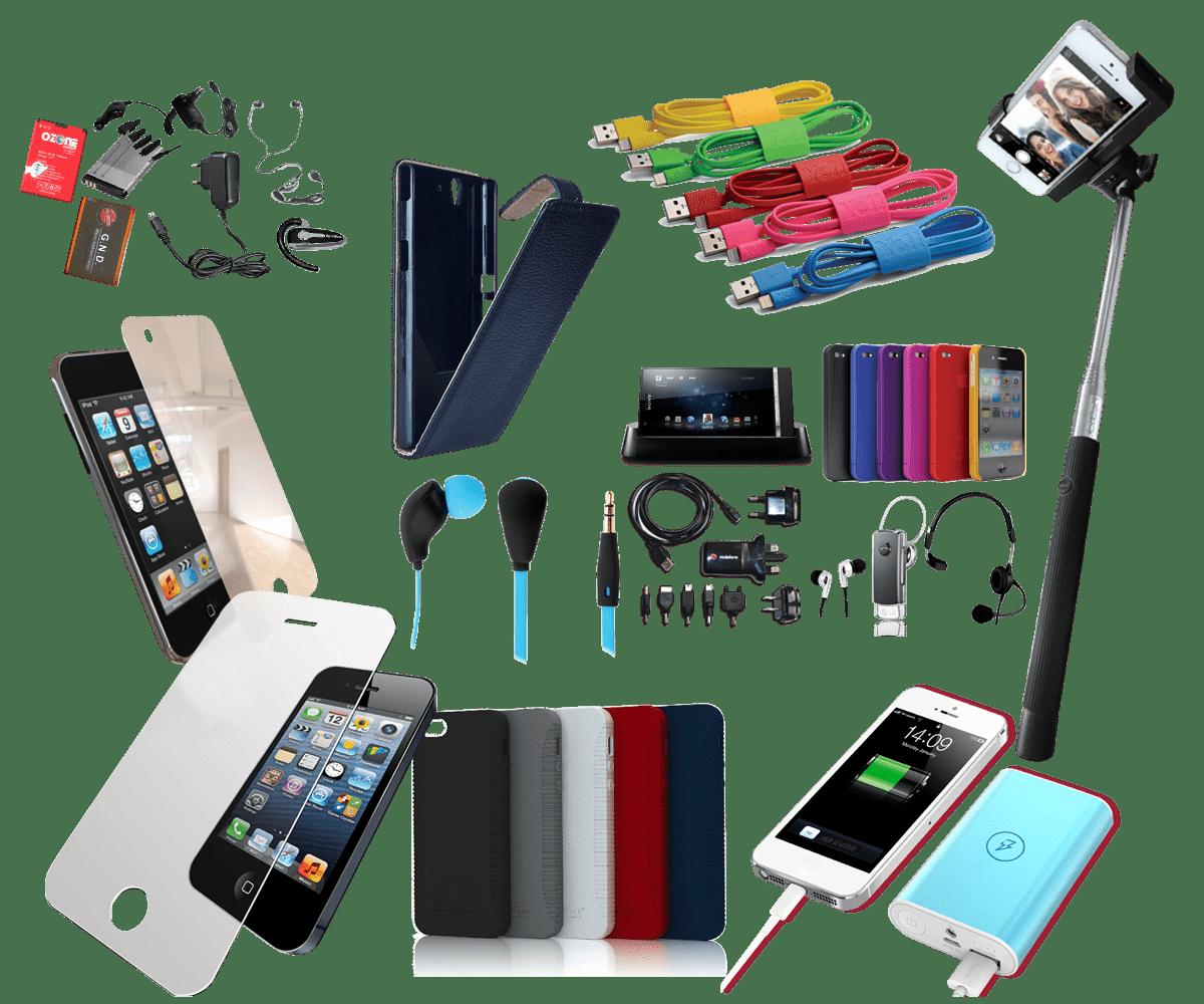 аксессуары для мобильных телефонов и планшетов оптом Украина